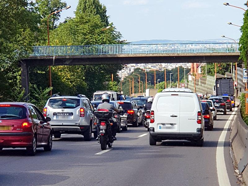 RN118: vers une voie réservée aux bus entre Meudon et Sèvres ?