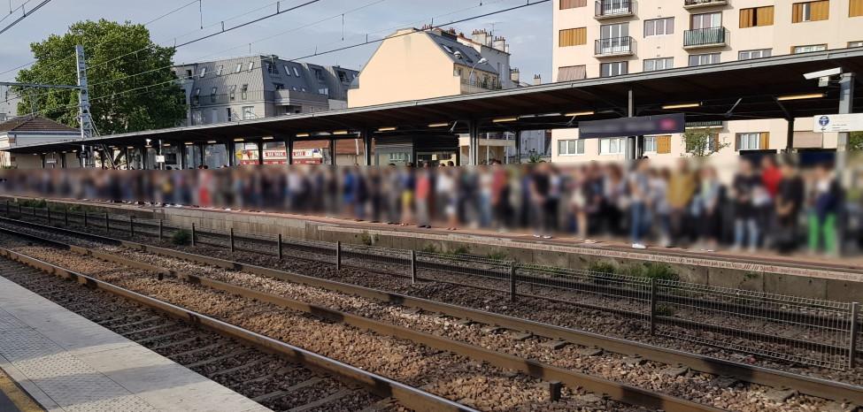Lundi 23, mardi 24 septembre 2019: mouvements sociaux SNCF