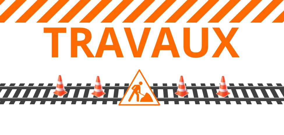 Week-end du 11 novembre 2019: travaux RATP et SNCF
